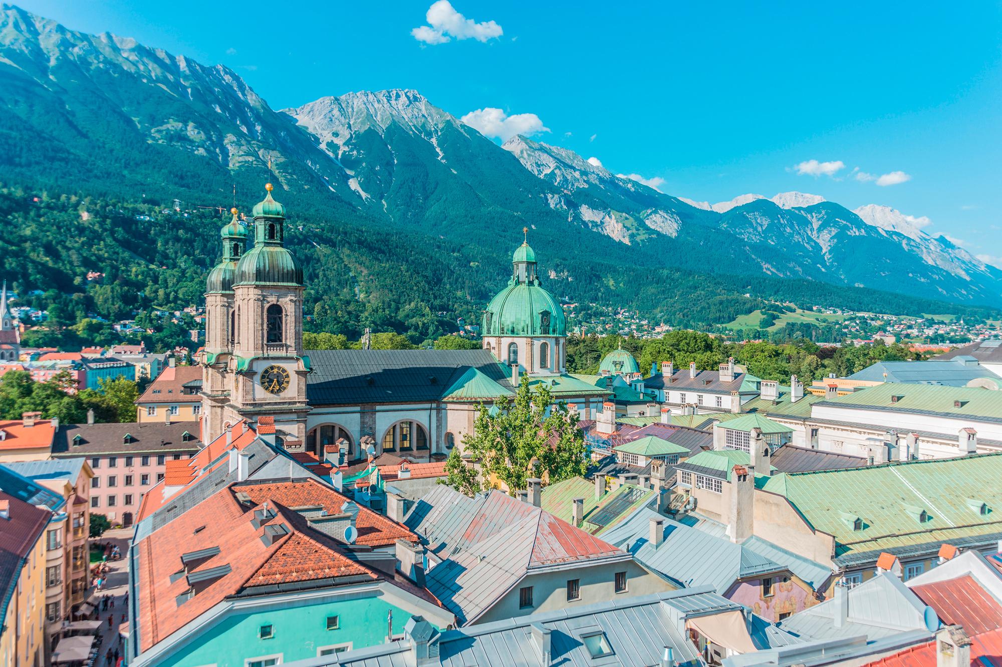vacances au tyrol Hôtels au Tyrol