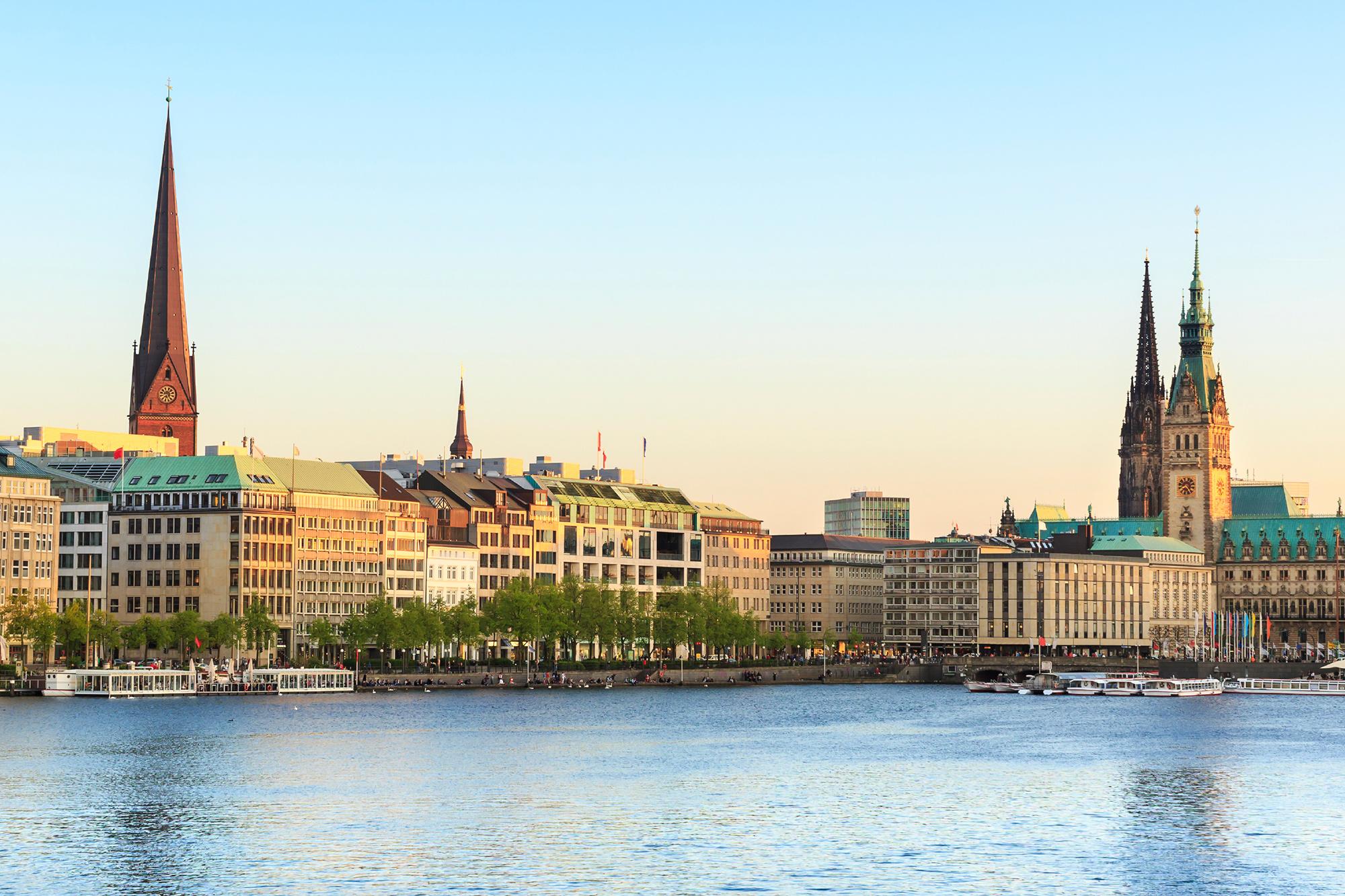 The George Hotel Hamburg Hamburg