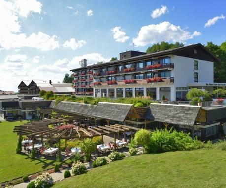 Wellnesshotels Bayerischer Wald Entspannung Fur Korper Und Seele