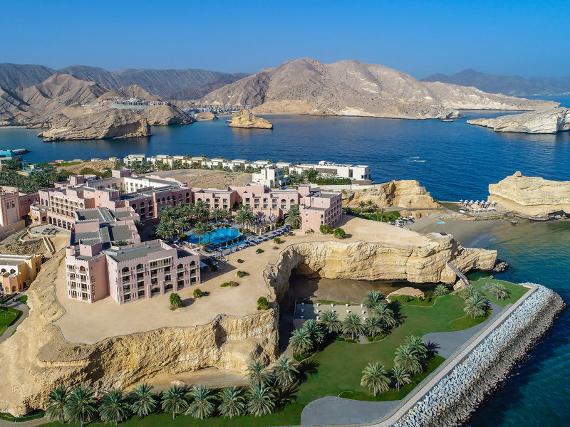 Oman, Shangri-La Al Husn Resort and Spa vom 2021-09-23 bis 2021-10-02 für CHF 2409 p.P.