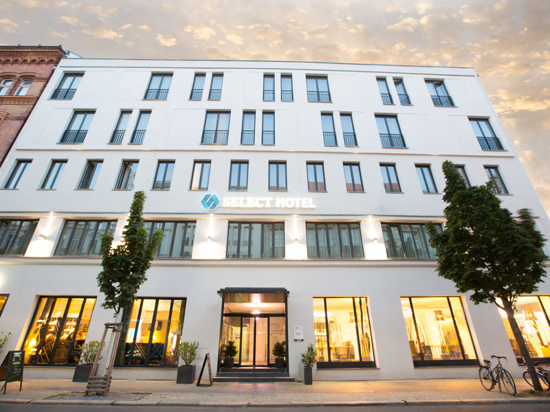Berlin, Select Hotel Berlin The Wall du 2020-08-02 au 2020-08-03 pour CHF 68 p.P.
