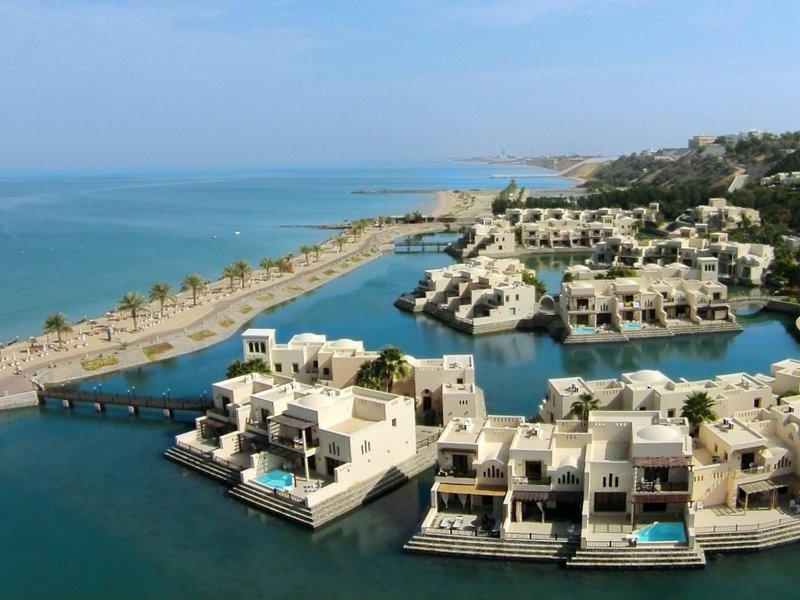 Ras Al Khaimah, The Cove Rotana Resort du 2021-05-18 au 2021-05-26 pour CHF 657 p.P.
