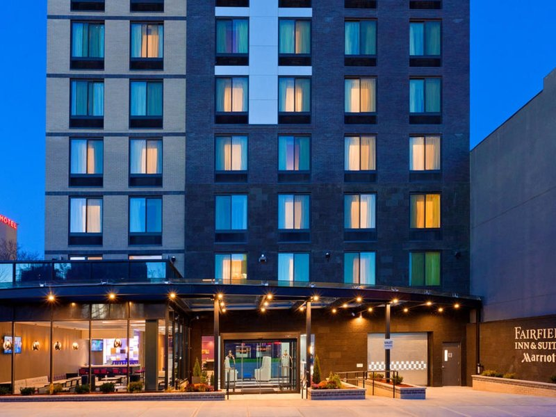 New York, Fairfield Inn & Suites by Marriott New York Queens/Queensboro Bridge vom 2021-01-28 bis 2021-01-29 für CHF 71 p.P.