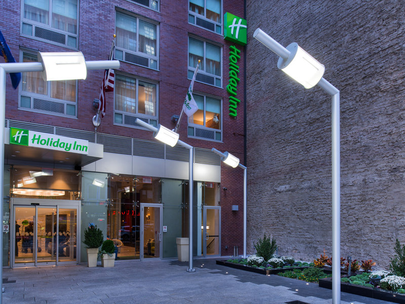 New York, Holiday Inn New York - Times Square vom 2021-01-24 bis 2021-01-26 für CHF 123 p.P.