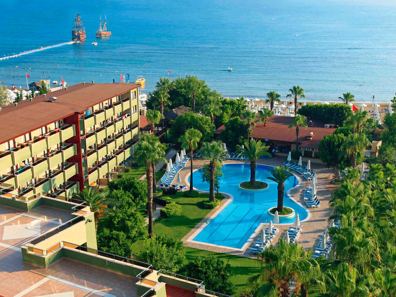 Side Et Alanya, Hotel Grand Side du 2020-10-31 au 2020-11-01 pour CHF 85 p.P.