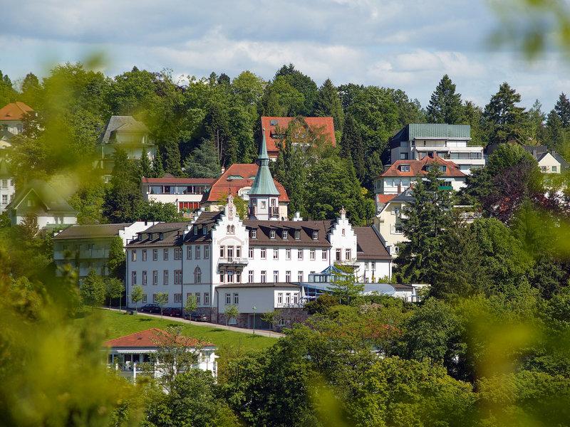 Magnetberg Hotel Baden Baden