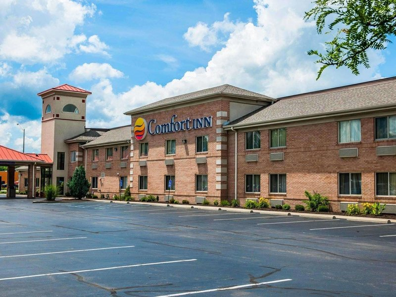Indiana & Kentucky, Comfort Inn near Edinburgh Outlet Mall vom 2020-12-23 bis 2020-12-24 für CHF 111 p.P.