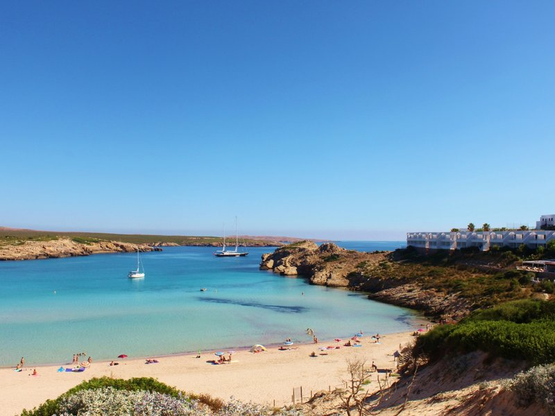Menorca, Appartements Beach Club vom 2020-10-19 bis 2020-10-26 für CHF 450 p.P.