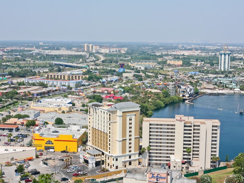 Floride Orlando, Ramada Plaza by Wyndham Orlando Resort Suites Internationa du 2020-08-16 au 2020-08-17 pour CHF 43 p.P.