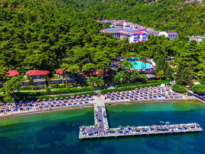 Icmeler, Grand Yazici Club Turban Thermal Hotel vom 2020-10-16 bis 2020-10-23 für CHF 464 p.P.