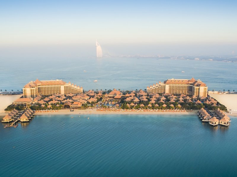 Dubaï, Anantara Dubai The Palm Resort Spa du 2021-06-13 au 2021-06-22 pour CHF 1126 p.P.